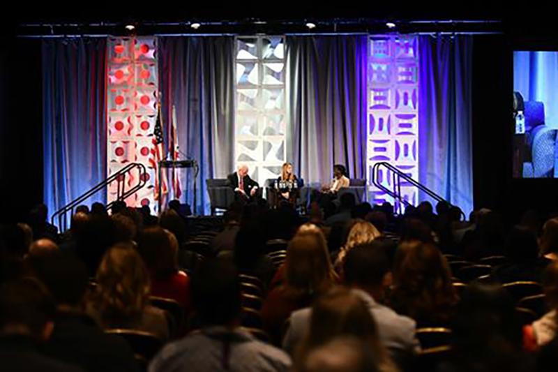 American Association of Collegiate Registrars and Admissions Officers Strategic Enrolment Management conference