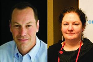 John Gargani and Kathy Richardson