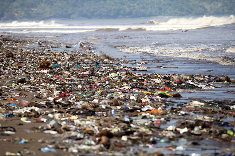 Plastic waste is a preventable problem