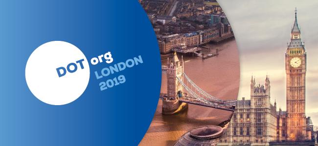 DOTorg London 2019