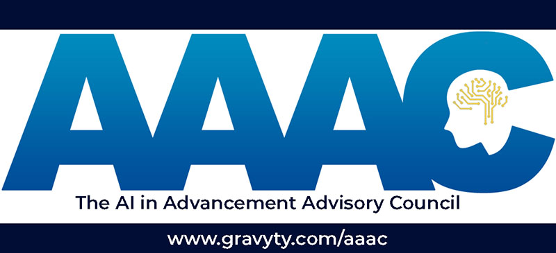AI in Advancement Advisory Council (AAAC)