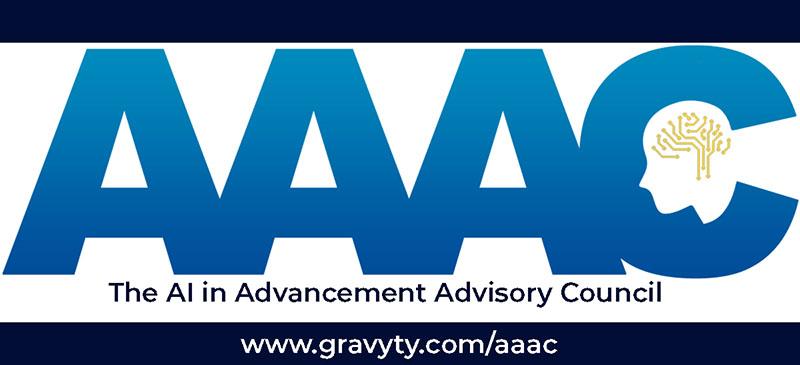 AI in Advancement Advisory Council (AAAC)