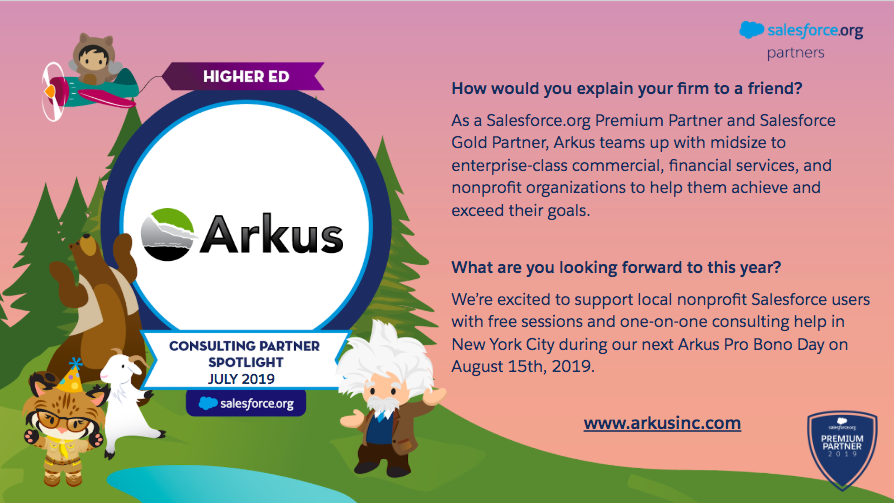 About Arkus