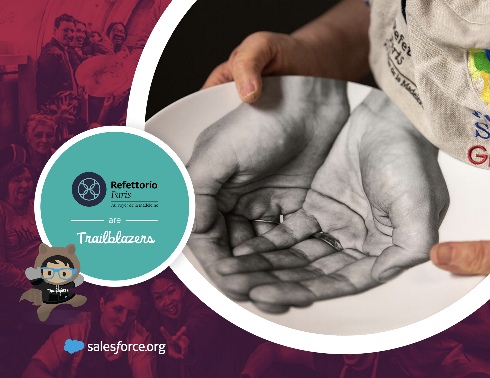 Refettorio are Trailblazers