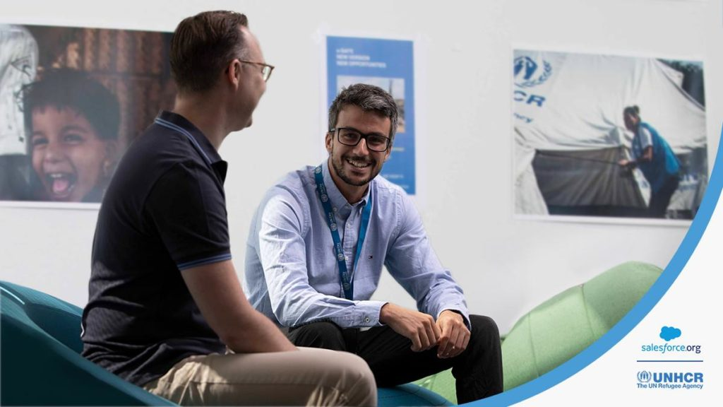 UNHCR collaboration