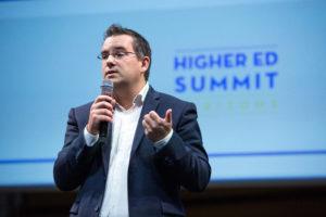 ESSEC Business School Speaker at Higher Ed Summit Horizons