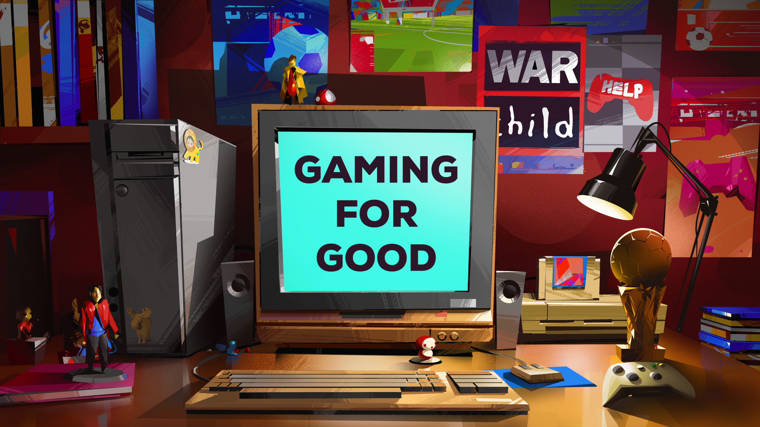 Gaming for Good: Introducing Our New Podcast Documentary