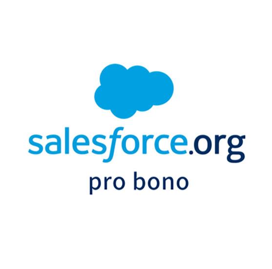 Salesforce.org Pro Bono Logo
