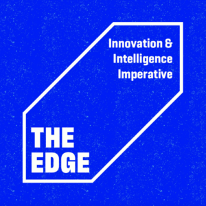 The Edge: Innovation & Intelligence Imperative logo