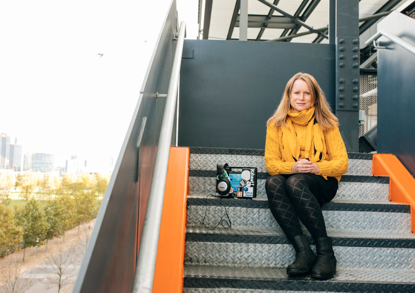 Picture of Sophie Bailey, Founder of EdTech podcast