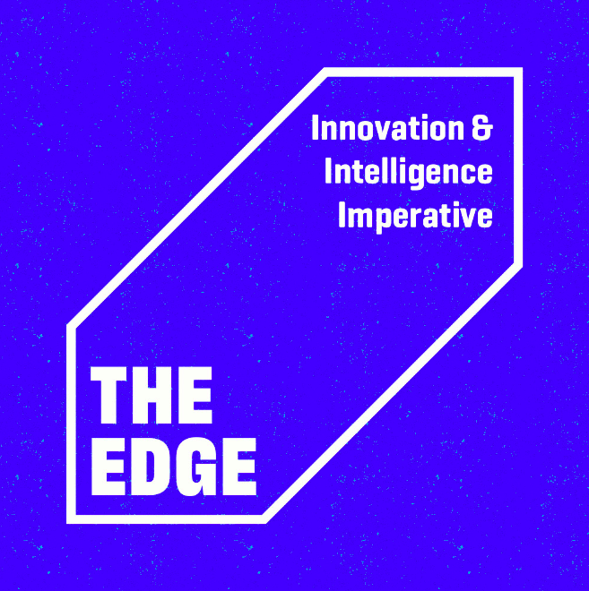 The Edge: Innovation & Intelligence Imperative logo