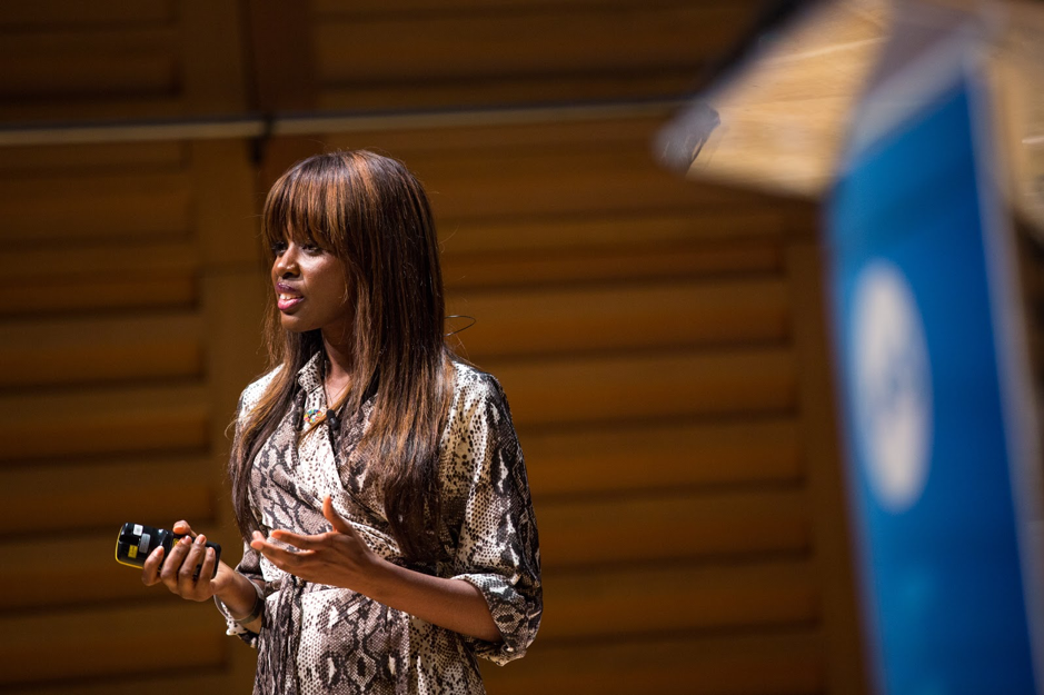 June Sarpong at DOT org London