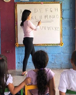 Danelia teaching