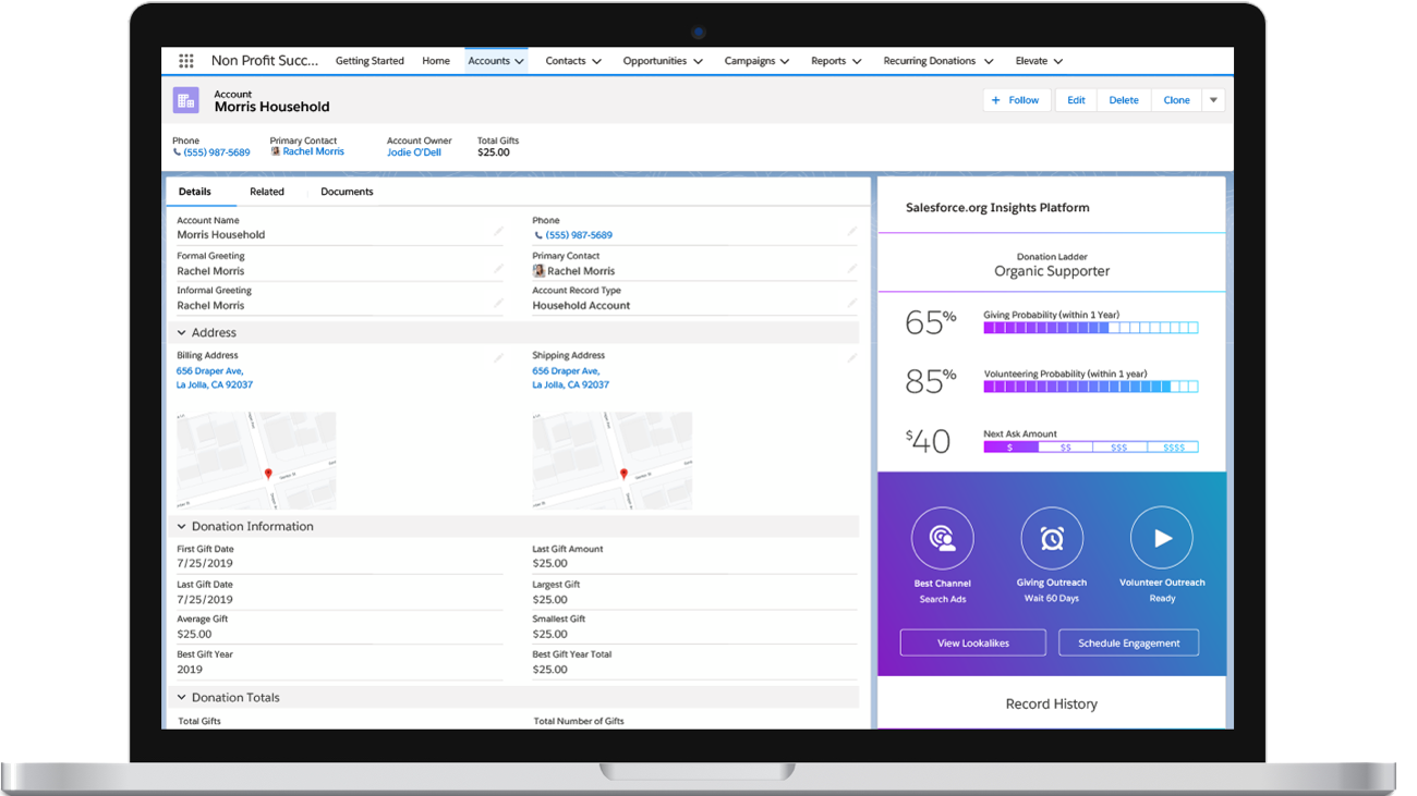 Insights Platform