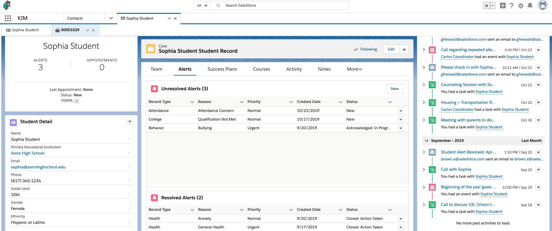 School Resource Management Software