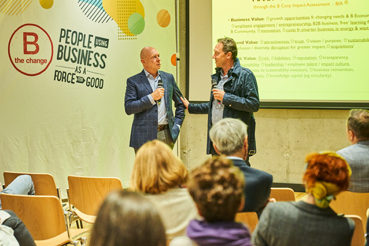 Set Your Entrepreneurial Spirit Free at DOT Org Amsterdam with Keynote Speaker Marcello Palazzi