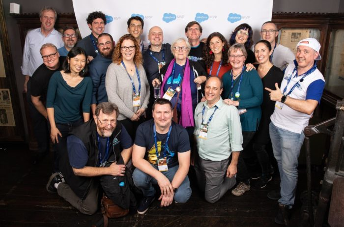 Salesforce MVPs