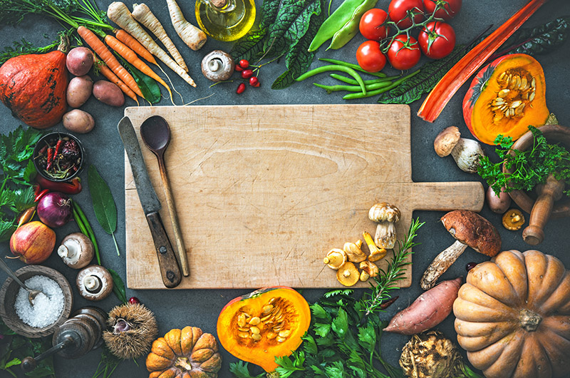 Eating more veggies can help your health and more.