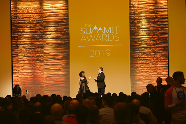 The Summit Awards recognizes trailblazers in the education sector