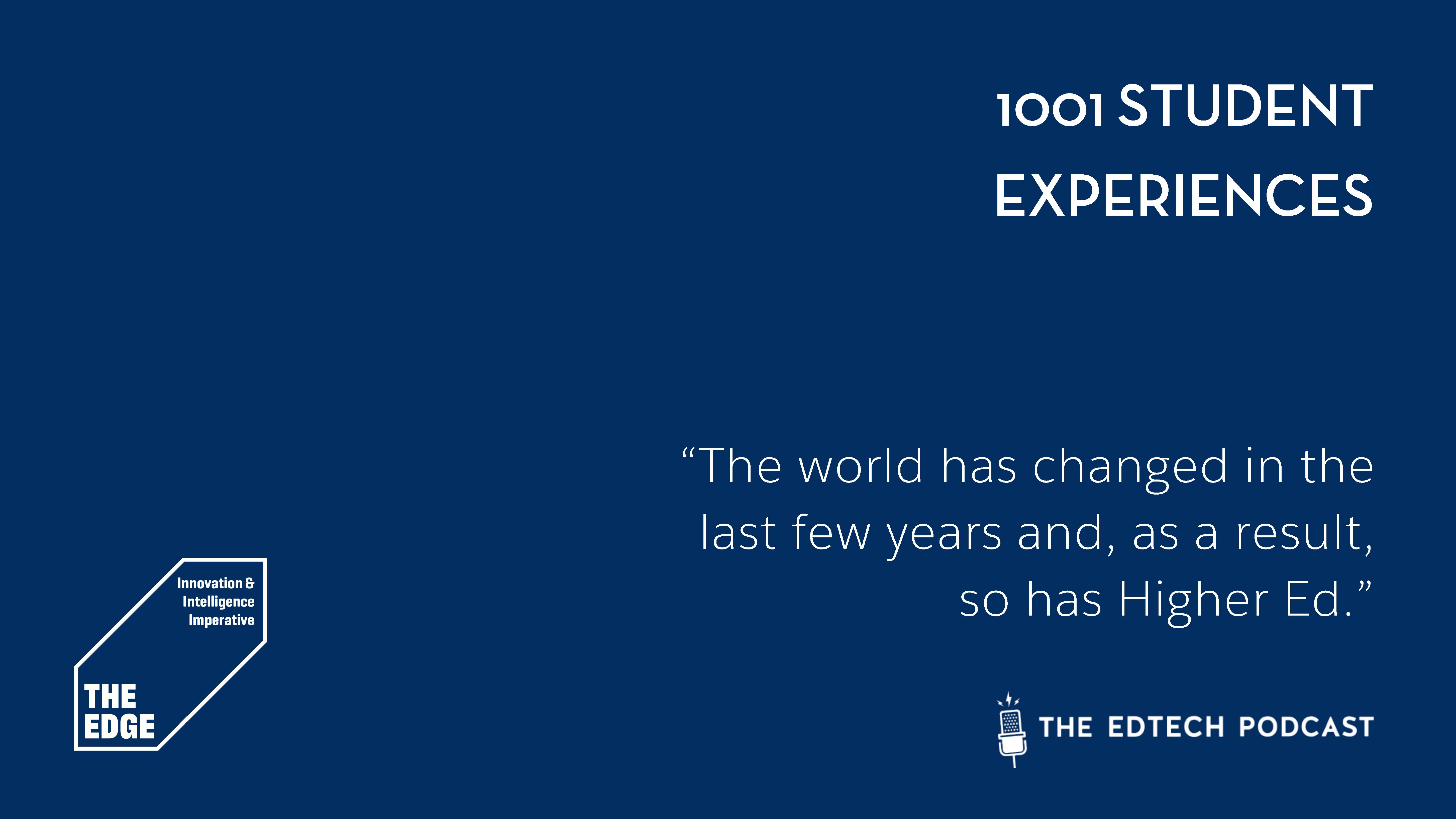 Episode 5 | 1001 Student Experiences