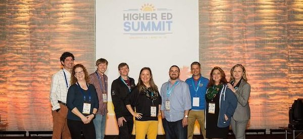 MVPs gather at Higher Ed Summit 2019!