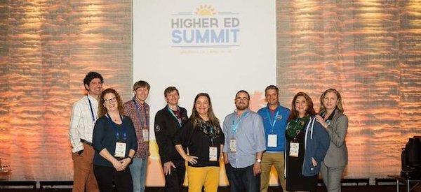 MVPs gather at Higher Ed Summit 2019!