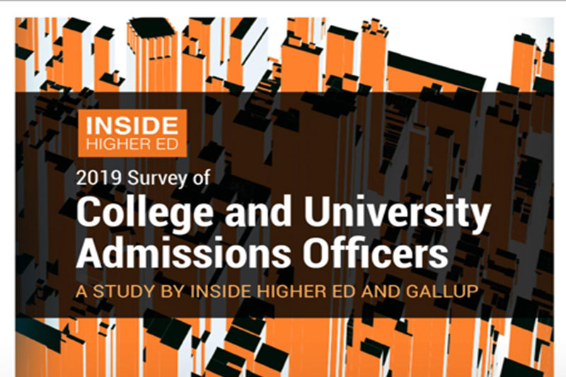 Inside Higher Ed Report