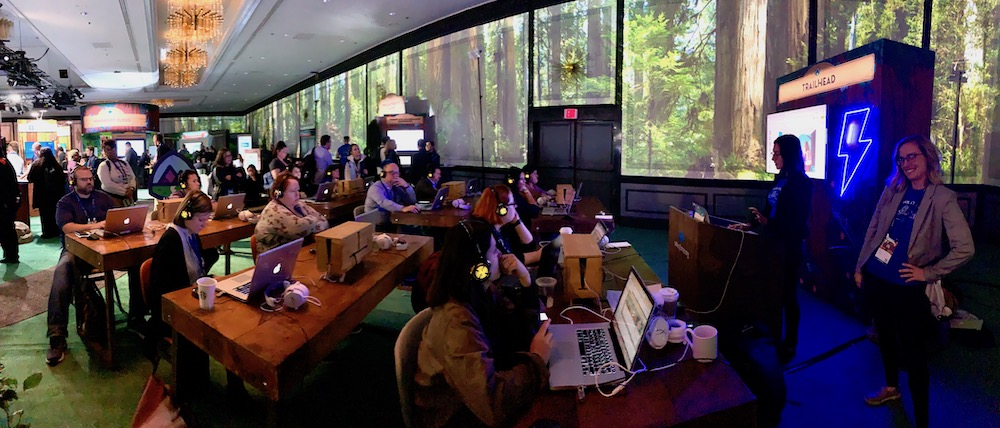 Hands-on Lightning Bootcamp trainings at Dreamforce 2019, led by Lightning Ambassadors!