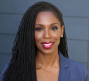 Ebony Beckwith, Salesforce.org Executive Vice President & Chief Philanthropy Officer