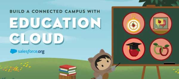 Build a connected campus with Education Cloud