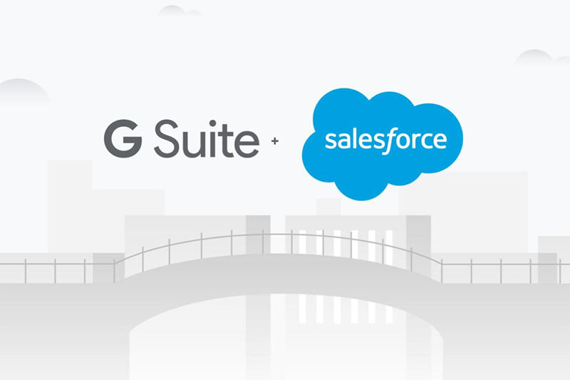 G Suite + Salesforce