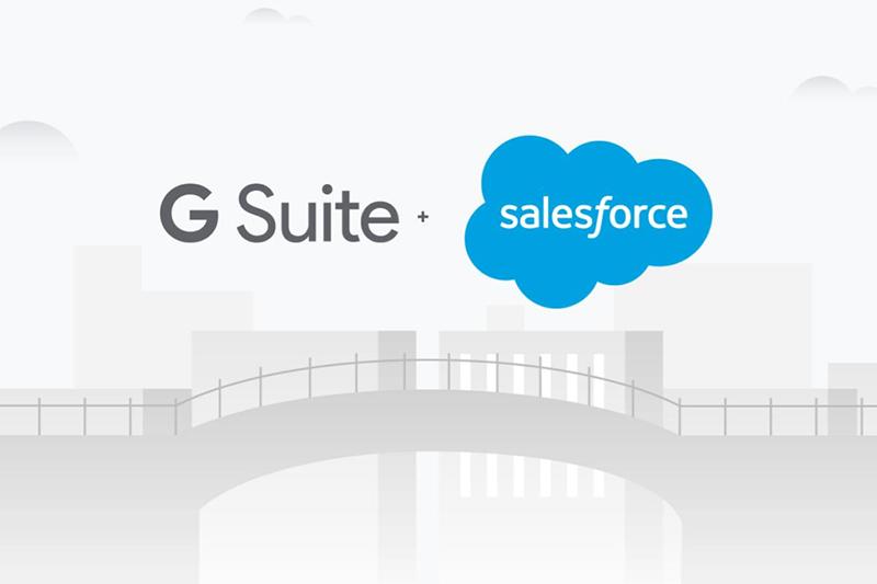 G Suite + Salesforce
