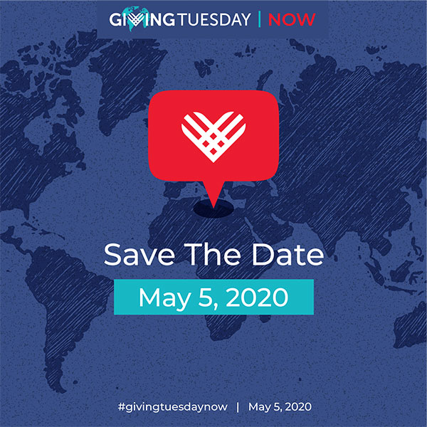 Save the Date - #GivingTuesday Now