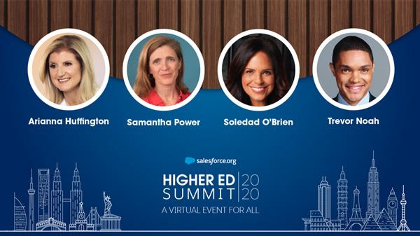 Higher Ed Summit Virtual speakers