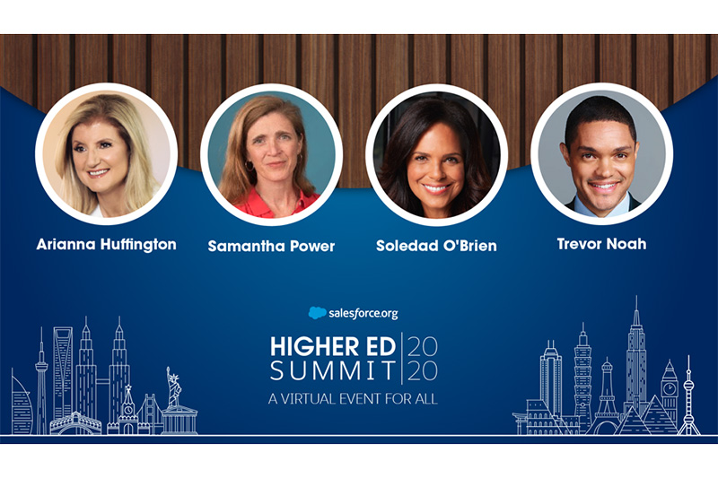 Higher Ed Summit Virtual Speakers