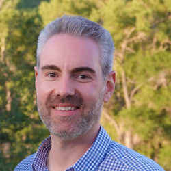 Benjamin Rhodes, Senior Product Marketing Manager at Salesforce.org