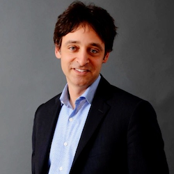 Brian Komar, Vice President of Global Impact Engagement at Salesforce.org