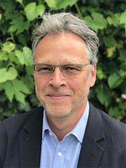 Marco van der Ree, Chief Development Officer at GRI