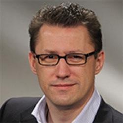 Peter Paul van de Wijs, Chief External Affairs Officer at GRI