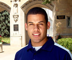 Ryan Blake, CRM Director for University of St. Thomas