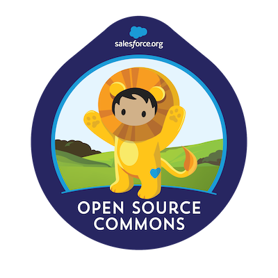 Salesforce Open Source Commons Logo