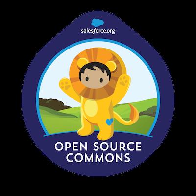 Salesforce Open Source Commons Logo