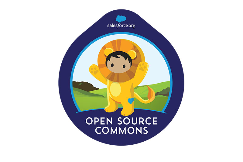 Salesforce Open Source Commons