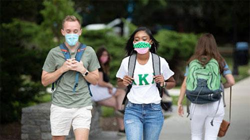 University of Kentucky students