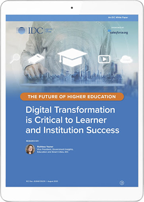 IDC White Paper on Digital Transformation
