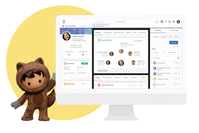 Student Success Platform from Salesforce.org