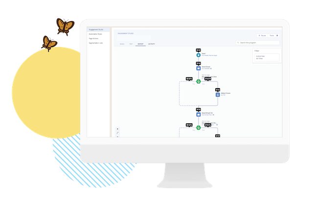 Stay Connected with Students and Families using the Education Cloud for K-12 platform