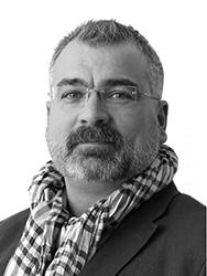Patrick Maltusch, head of IT architecture at Aalto University,