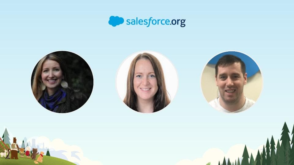 Salesforce.org Security Webinar