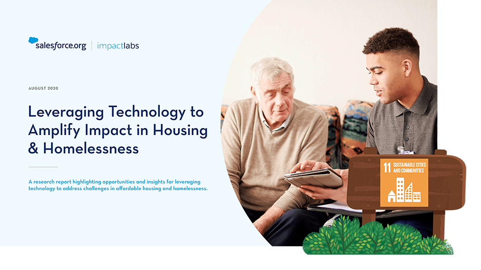 Leveraging Technology to Amplify Impact in Housing & Homlessness